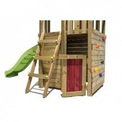 Parque Infantil con Caseta Canigo Masgames MA700210 | PiscinasDesmontable