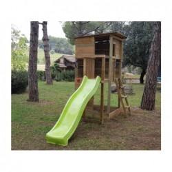 Parque Infantil Con Tobogán Taga Masgames Ma700300