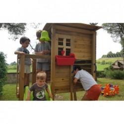 Parque Infantil Con Tobogán Taga Masgames Ma700300 | PiscinasDesmontable