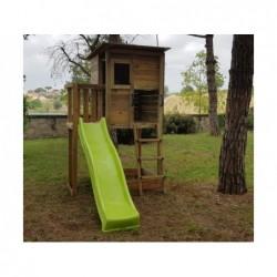Parque Infantil Con Tobogán Taga Escalada Masgames Ma700360