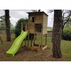 Parque Infantil con Tobogán Taga Escalada Masgames MA700360 | PiscinasDesmontable