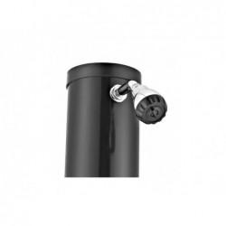 Ducha solar Gre AR1035 Negra PVC de 38 Litros | PiscinasDesmontable