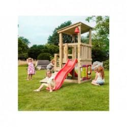 Parque Infantil con Doble Altura Cascade Masgames MA801501 | PiscinasDesmontable