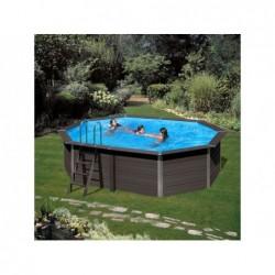 Piscina Composite Pool Gre. Madera. 804 X 386 X 124 Cm.