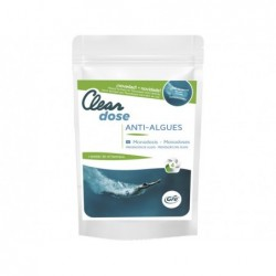 Antialgas Para Piscinas En Monodosis 8x20 Gr. Gre Palge