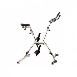 Bicicleta Acuática De 147x60 Cm. Para Piscinas Gre Aqb2