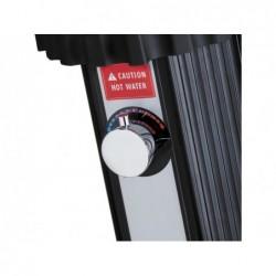 Ducha Solar 35 L de PVC con Grifo para Pies Gre AR1035P | PiscinasDesmontable