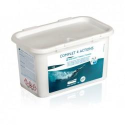 Multifunción Sin Sulfato De Cobre. Tabletas 250gr (Bote 1kg)