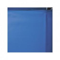 Liner Azul Gre 778689 Para Piscina De Madera De 412x119 Cm.