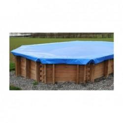 Cobertor De Invierno Para Piscina De 412 Cm Gre 779525
