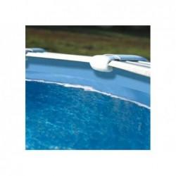 Liner Azul Gre Fpr451 Para Piscina De 460x120 Cm.
