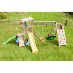 Parque Infantil Con Challenger Cascade Masgames Ma812501