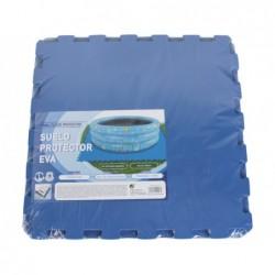 Suelo de Protección para Piscinas 9 Piezas de 50x50 cm | PiscinasDesmontable