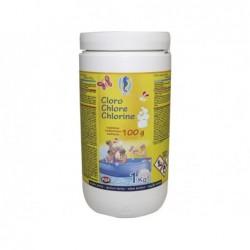 Cloro 1 Kg De Disolución Lenta 90% Pqs 166522