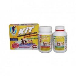 Kit De Cloro Y Antialgas Para Minipiscinas Pqs 1617028