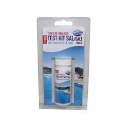 Bote Con Test De Sal Y 20 Tiras Para Análisis Pqs 11406470