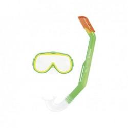 Gafas De Buceo Con Tubo Bestway 24024 Pequeños Exploradores