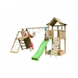 Parque Infantil Con Challenger Pagoda Masgames Ma812601