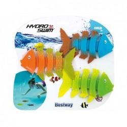 Juego De Buceo Peces Hydro Swim Bestway 26029