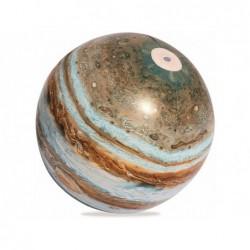 Pelota Hinchable De 61 Cm. Júpiter Luz Led Bestway 31043