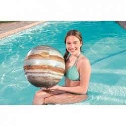 Pelota Hinchable de 61 cm. Júpiter Luz Led Bestway 31043 | PiscinasDesmontable