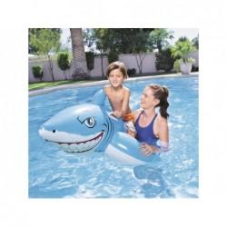 Tuburón Blanco Hinchable De 183x102 Cm Bestway 41032  | PiscinasDesmontable