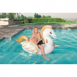 Pegaso Luxury Hinchable De 231x150 Cm Bestway 41118 | PiscinasDesmontable