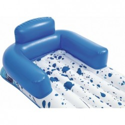 Sillón Hinchable 150x77 Cm. Hydro Force Cool Blue Bestway 43155 | PiscinasDesmontable