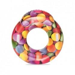 Flotador Lounge Candy Delight 118 X 117cm. De Bestway 43186