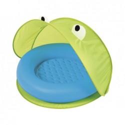 Piscina Infantil Hinchable con Techo de 97x97x74 cm | PiscinasDesmontable