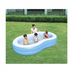 Piscina Familiar Big Lagoon.  262 X 157 X 46 Cm | PiscinasDesmontable