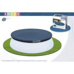 Cobertor de piscina. Intex easy set ref 28023 (457 cm) | PiscinasDesmontable