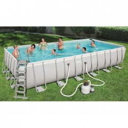 Piscina Desmontable Bestway 56475 732 X 366 X 132 Cm | PiscinasDesmontable