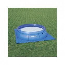 Suelo tapiz piscina bestway 58000. 274 x 274 cm | PiscinasDesmontable