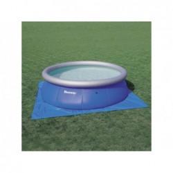 Suelo tapiz piscina bestway 58002. 396 x 396 cm | PiscinasDesmontable