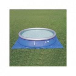 Tapiz de suelo piscina bestway ref. 58003. 488 x 488 cm | PiscinasDesmontable