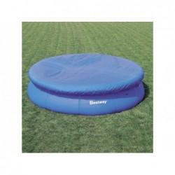 Cubierta para piscina bestway fast set ref 58035. 495 cm diámetro. | PiscinasDesmontable