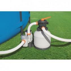 Depuradora Filtro de Arena de 7.571 l/h Flowclear Bestway 58499 | PiscinasDesmontable