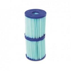 Cartucho Tipo I Antibacterias Para Depuradoras Flowclear De 1.249 L/H Bestway 58510