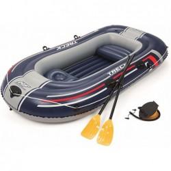 Barca Hinchable De 255x127 Cm. Treck X2 Set Bestway 61068
