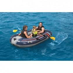 Barca Hinchable De 255x127 Cm. Treck X2 Set Bestway 61068 | PiscinasDesmontable