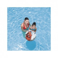 Pelota spiderman hinchable 51 cm BESTWAY 98002  | PiscinasDesmontable