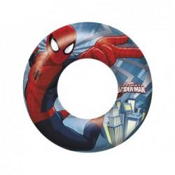 Flotador Hinchable Spiderman De 56 Cm