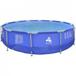 Piscina Desmontable Con Depuradora De Filtro 450x90 Cm. Jilong 10135ru