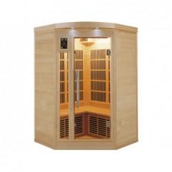 Sauna Infrarrojos Apollon De 2 O 3 Plazas 1.980 W Sn-Apollon-2c