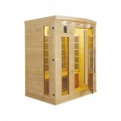 Sauna Infrarrojos Apollon De 3 Plazas 2.070 W Sn-Apollon-3