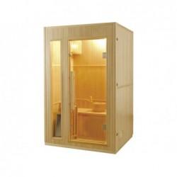 Sauna Tradicional Zen De 2 Plazas 3.500 W Sn-Zen-2