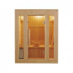Sauna Tradicional Zen De 3 Plazas 3.500 W Sn-Zen-3
