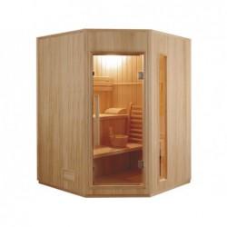 Sauna Tradicional Zen De 3-4 Plazas 4.500 W Sn-Zen-3c