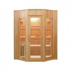 Sauna Tradicional Zen De 4 Plazas 6.000 W Sn-Zen-4
